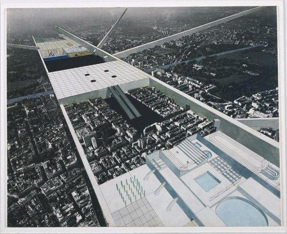 Rem Koolhaas, Elia Zenghelis | Exodus, or the Voluntary Prisoners of Architecture | 1971