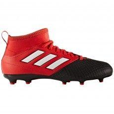 Adidas Ace 17.3 Primemesh FG BA9235 voetbalschoenen junior red #Voetbalschoenen #Adidas #junior #kinderen #voetbal