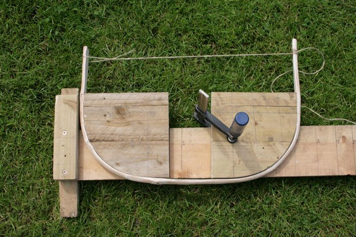 Skin on Frame Canoe (SOF) build-along - jonsbushcraft.com | Kayak | Pinterest | Frames