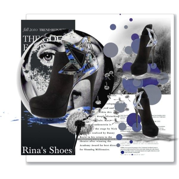 """""""Style the shoes"""" by sisilem on Polyvore"""