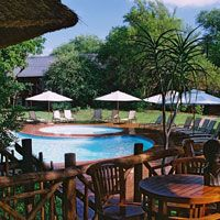 Swimming Pool at Protea Hotel Kruger Gate