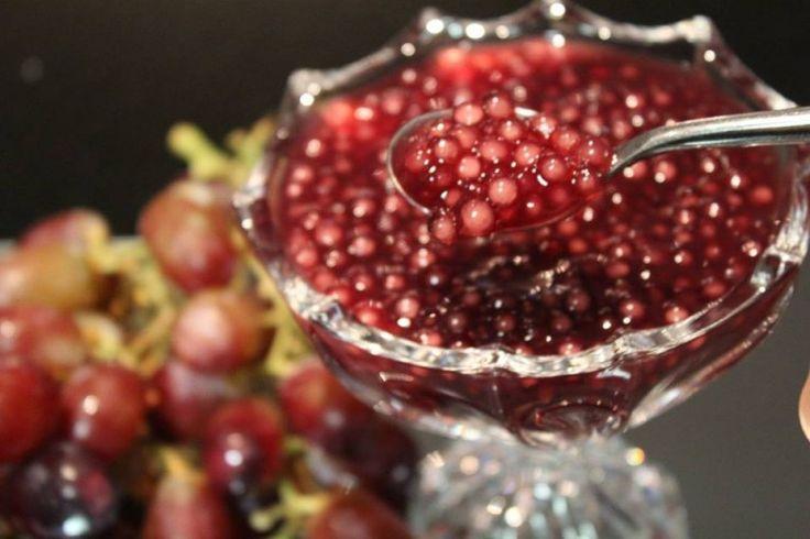 sagu de suco de uva vegano blog cuca 14