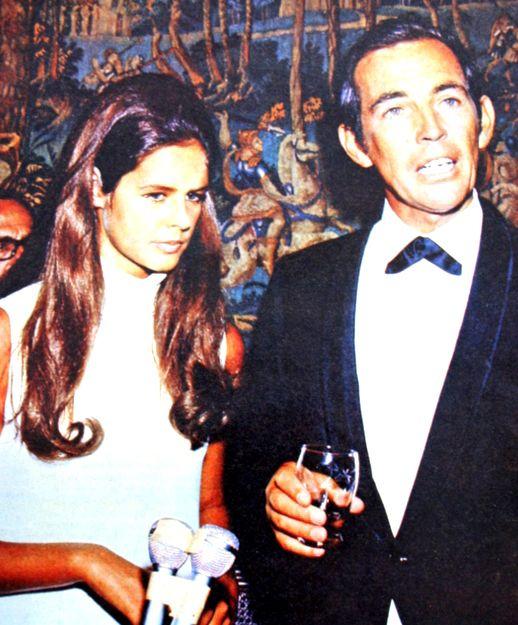 OĞUZ TOPOĞLU : 1970 senesi doktor christiaan barnard ve eşi barba...
