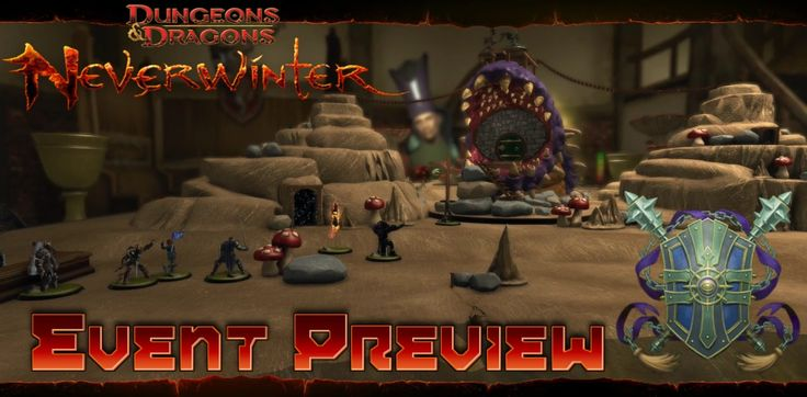 Day of the dungeon 2016 - Neverwinter Xbox one Event Preview
