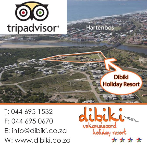 Rate us on Tripadvisor. JUST CLICK HERE: http://on.fb.me/1liFuqS Visit our website: http://bit.ly/1cXzrm6 #Tripadvisor #holidaydestinations #hartenbos