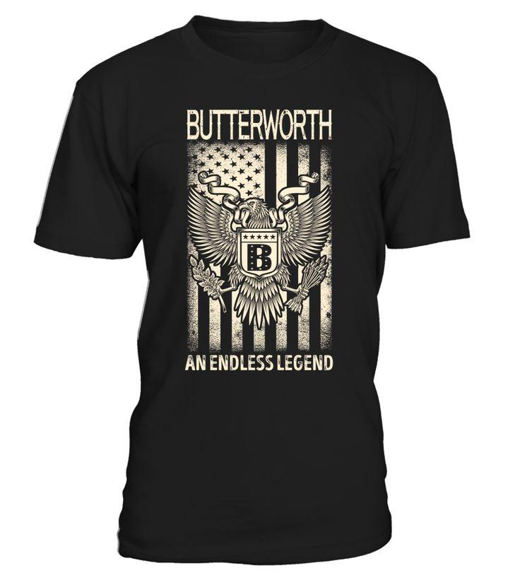 BUTTERWORTH - An Endless Legend #Butterworth