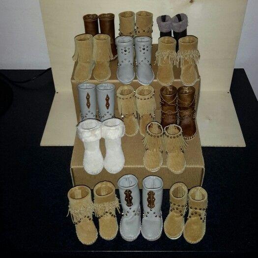 #Indianini #boots #Minifee #msd #bjd #doll #suede #leather #nonpossoviveresenzaindianini #madeinitaly #artigianatoitaliano #style4bjd #botas