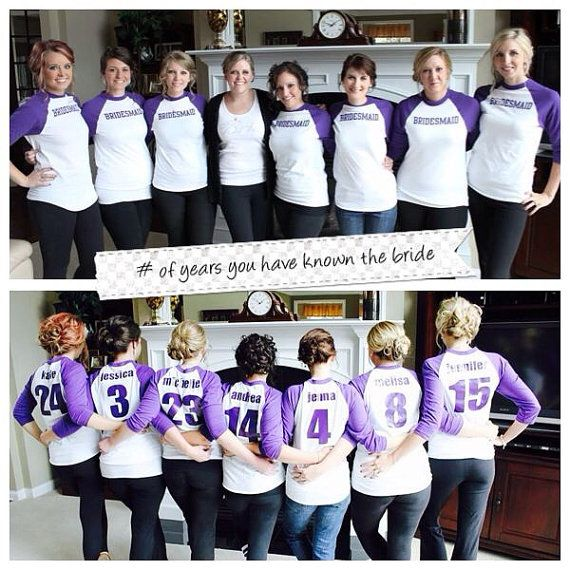 """26 """"Be My Bridesmaid"""" Ideas from A to Z 