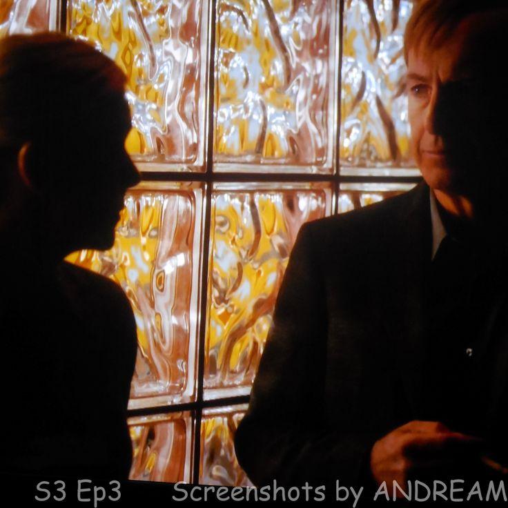 Jimmy talks to Kim about the plea bargain diversion.