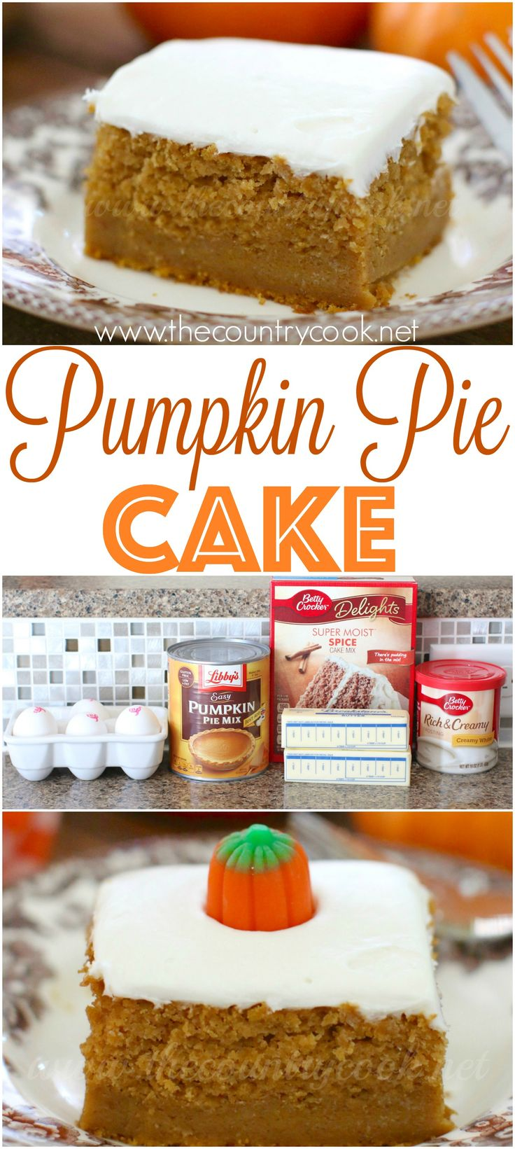 Thanksgiving cake mix recipes