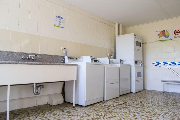 Kahlers Oasis Caravan Park Laundry Block
