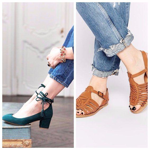 Cosas que las mujeres compramos por moda y nunca utilizamos - zapatos de temporada