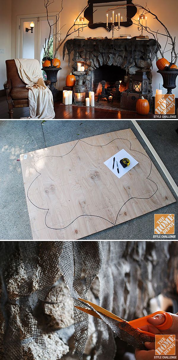 25 Best Ideas About Halloween Displays On Pinterest Simple Halloween Decorations Diy: halloween decorations home depot