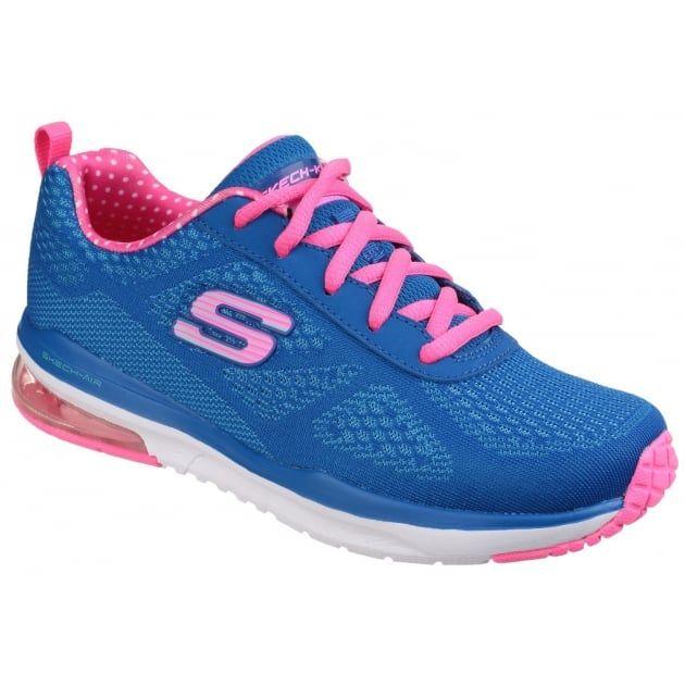 Skech-Air: Infinity Blue/Pink