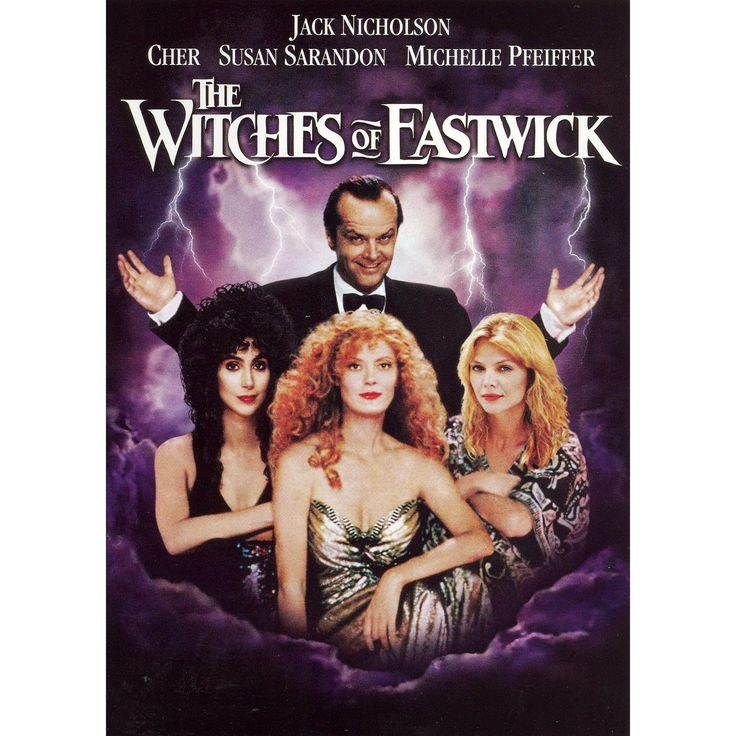 The Witches of Eastwick (dvd_video)