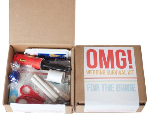 OMG! Wedding Kits -- $30