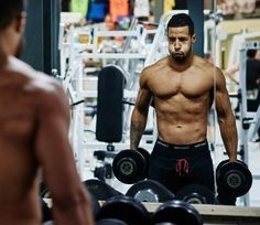 the 30minute dumbbell workout program to build muscle