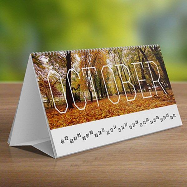2015 tafel kalender bureaukalender afdrukbare-kalender-product-ID ...