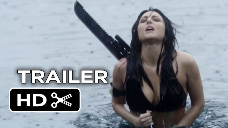 Sharknado 3: Oh Hell No! Official Extended Trailer (2015) - Sci-Fi Actio...