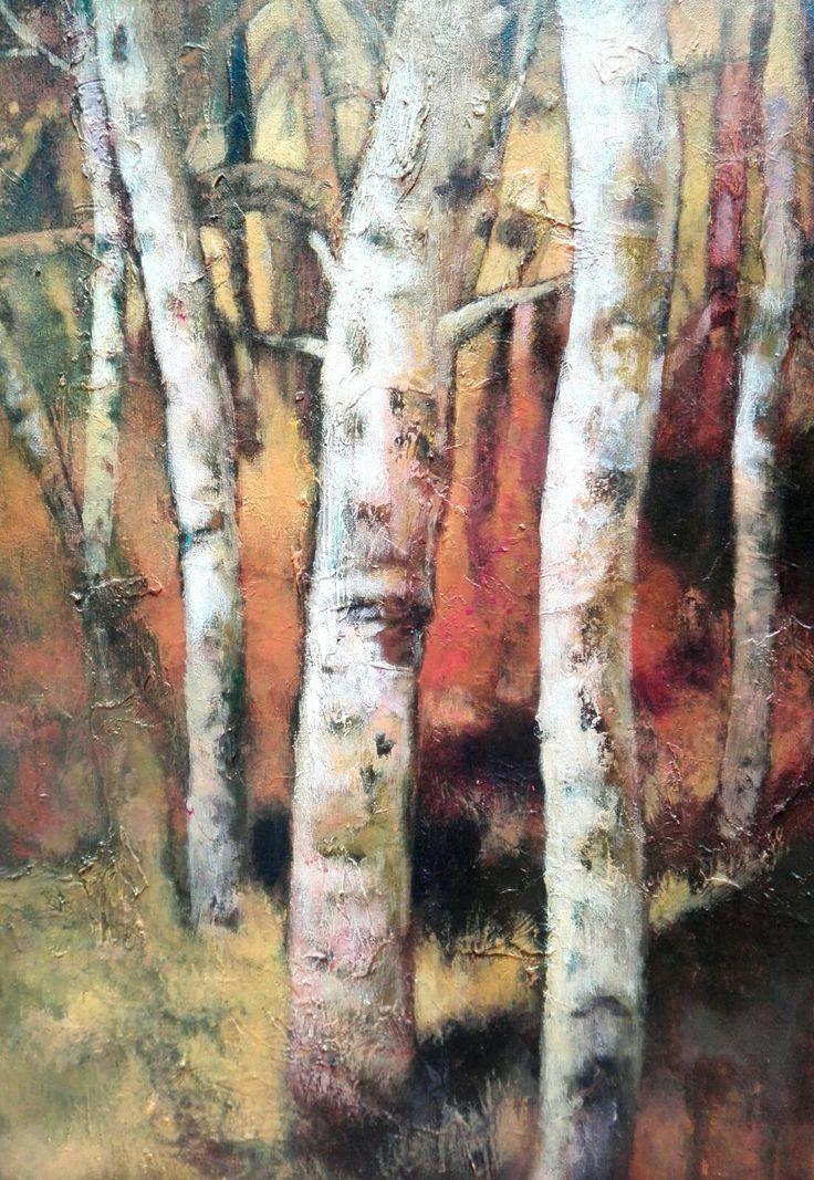 Hermoso cuadros de la serie meditación_7 de la artista Claudia Rojas http://familycenter.co/67-arte-cuadros-y-dibujosclaudia-roj… Tamaño: 80 x 56cm Técnica: Acrílico sobre lienzo