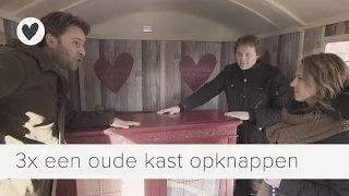 tipvideo   3x weer verliefd op je oude kast   kast opknappen   cabinet makeover   DIY   weer verliefd op je huis