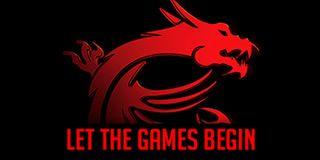 The red - black Skylake Gaming Beast
