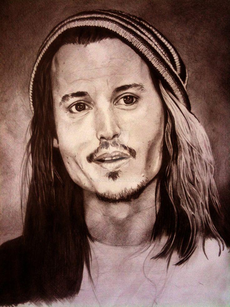 Jhonny Depp by Spizou on DeviantArt