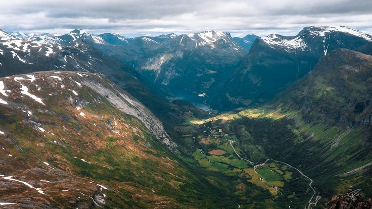 Norway – A country you will never get out of your head again. Go there and you will be impressed! At each visit, there is something new to explore!