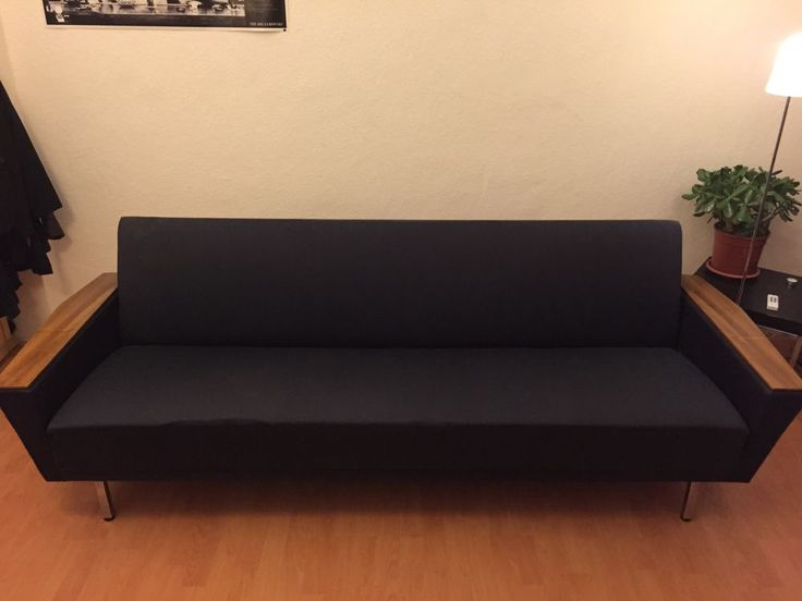 Sofa couch vintage style 70er jahre in antiquit ten for 70 er jahre couch