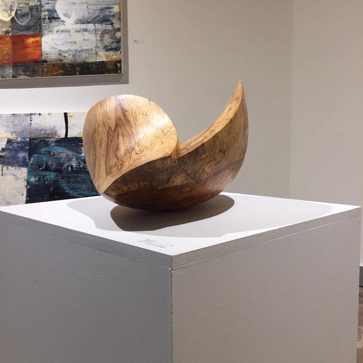 Heather Hilton, Untitled #9, Pecan Wood
