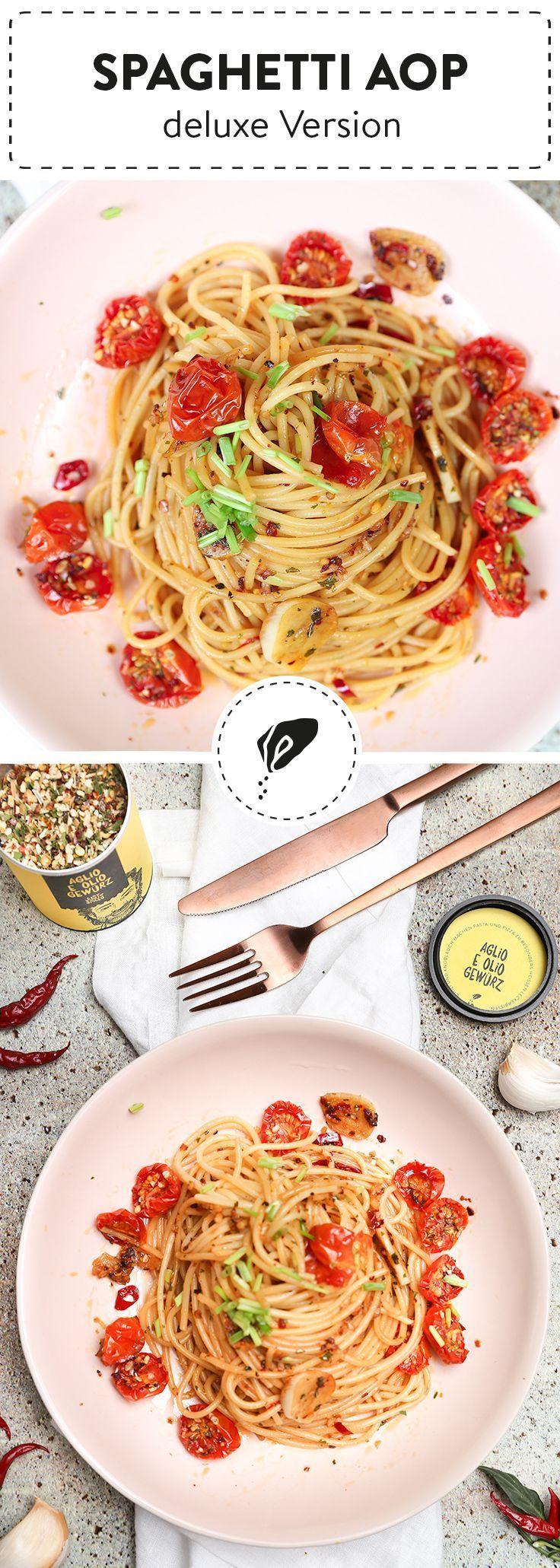 Spaghetti AOP - deluxe Version