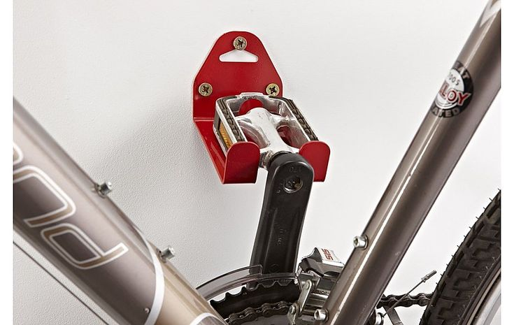 Image result for Bike Pedal Wall Mount