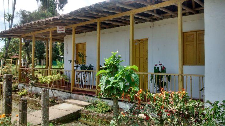 Casa Campesina (Vereda Mundo Nuevo-Pereira-Risaralda-Colombia).