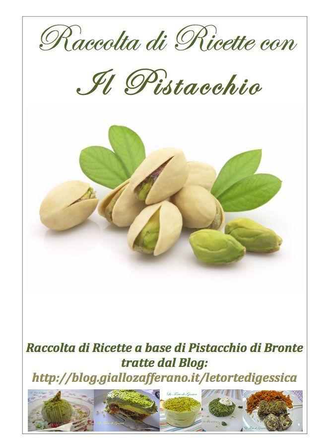 Raccolta ricette Pistacchio PDF