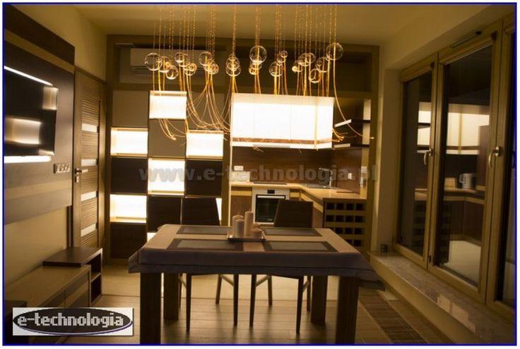 projekt kuchni cena - aranżaca kuchni w bloku - zdjęcia pięknej kuchni e-technologia