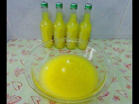 Лимонад делаем быстро и просто из одного лимона и апельсина. 3 литра полезного напитка для вас.