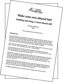 Build a 3-inch ethanol fuel still3Inch Ethanol