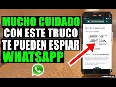 aplicacion para espiar whatsapp facil