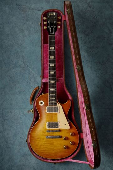『The GIBSON Les Paul Standard 1958-1960』 | Player On-Line プレイヤー・コーポレーション
