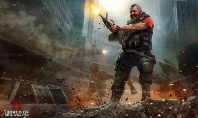 World of Mercenaries, Character (click to view)
