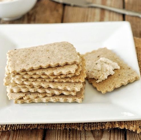 he crackers had the perfect crunch as traditional crackers, we were very pleased with the outcome including Daevyd.