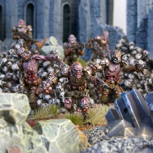 Zombie Marines (80 Figures)