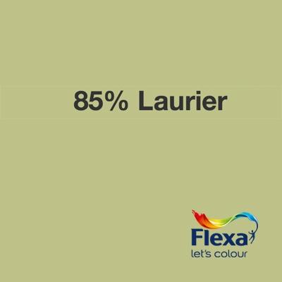Collectie: Flexa Mengkleuren Kleur: 85% Laurier URL: http://www.flexa.nl/nl/kleur/85-laurier/
