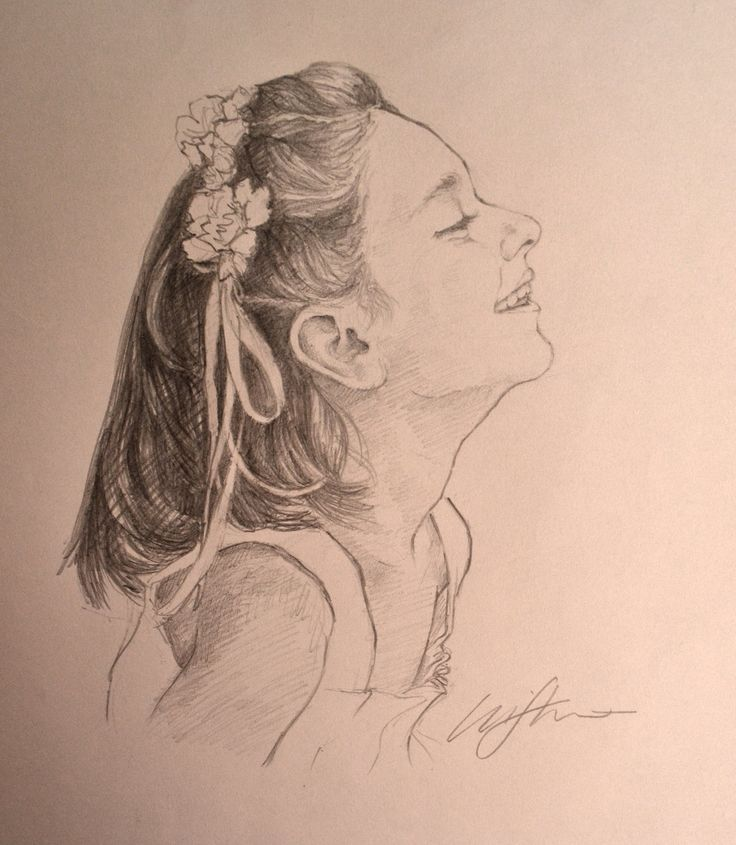 Portrait of a bridesmaid, Cristina Forte on ArtStation at https://www.artstation.com/artwork/portrait-of-a-bridesmaid