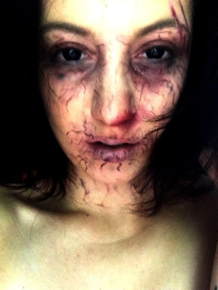 special fx makeup done by me mua chelsea schroeder model chelsea - Where Can I Get Halloween Makeup Done