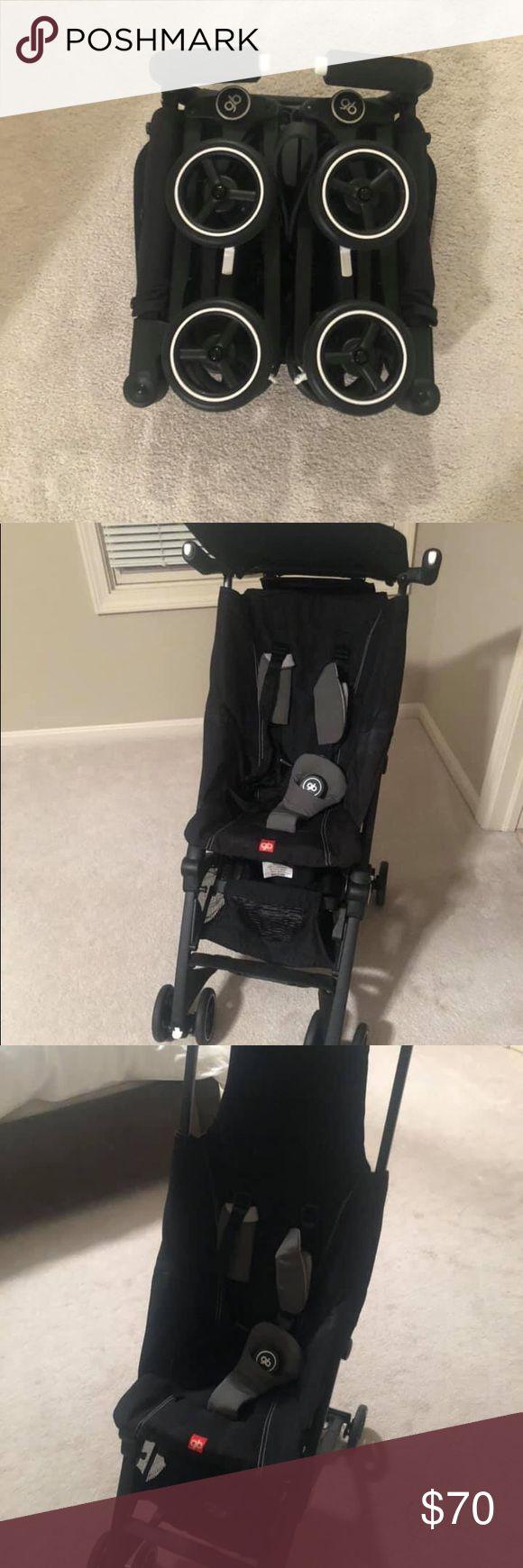GB Pockit Travel Stroller Travel stroller, Stroller, Travel