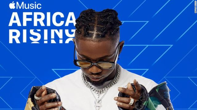 Apple Music Launches Program To Discover African Music Talents With Omah Lay As It S Debut Artist In 2020 African Music Apple Music Electronic Dance Music
