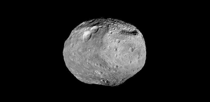 Dawn arrived at the giant asteroid Vesta in 2011 and spent 14 months orbiting and studying the protoplanet. Vesta is the third largest object in the asteroid belt.