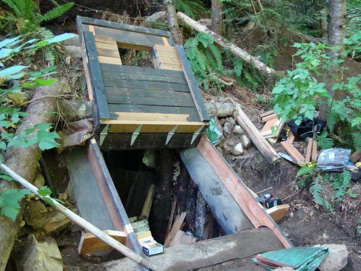41 best Bunker images on Pinterest Survival shelter Underground