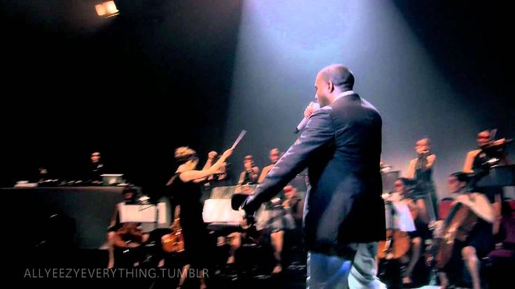 Kanye West Gone Late Orchestration HD 720P